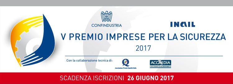 Premio Imprese Sicurezza-INAIL 2017